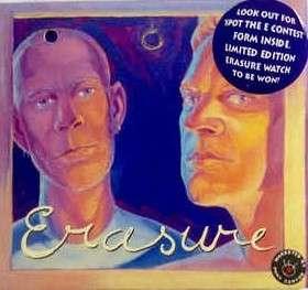 arthcd ERASURE Self Titled Digipak CD