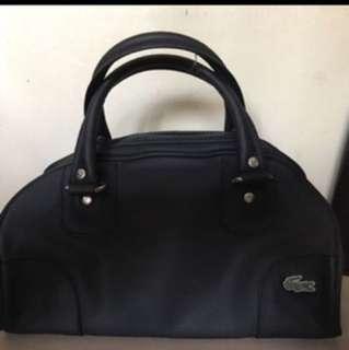 Preloved Lacoste Bowler Bag