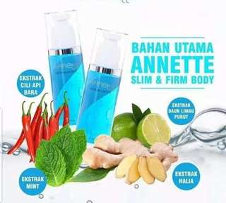 Annette body gel