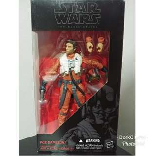 Poe Dameron Black Series