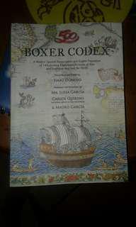 Boxers Codex(Softbound)