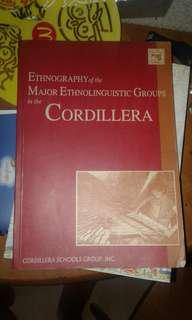 Ethnography of Cordillera