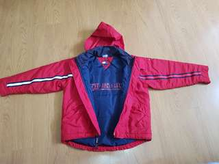 Tommy hilfiger jacket for kids