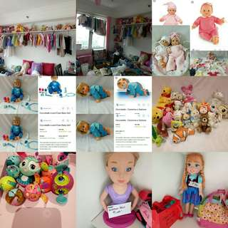 KIDS BAZAAR Package Price Brand New and Used items