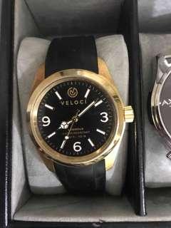 Veloci unisex watch