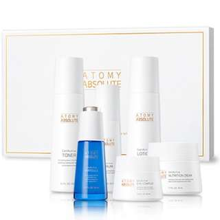Atomy Absolute Cellactive Skin Care ( Toner , Ampoule , Serum, Eye cream , Lotion & Nutrition cream)