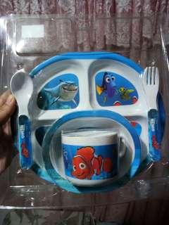 Bnew Nemo Baby Feeding Set