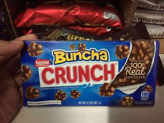 Nestle Buncha Crunch