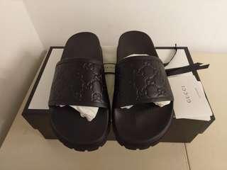 Gucci 涼鞋 size 9 全新