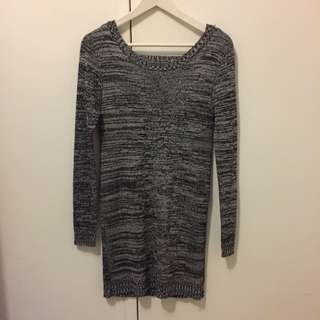 Mink Pink low back jumper dress