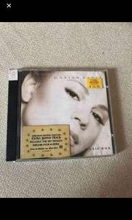 Cd box C2 - Mariah Carey