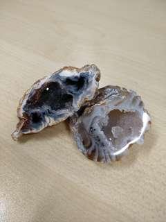玛瑙小晶石