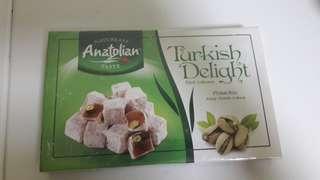 🚚 土耳其軟糖Turkish Delights