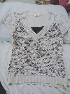 UNBRANDED KNITTED BLOUSE