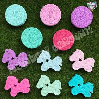 [Clearance Sale] Oreo and Pony teether