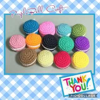 Crochet Marcaron