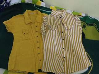 Pre-loved Blouse 2 for Php200