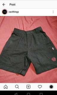 Boyish shorts