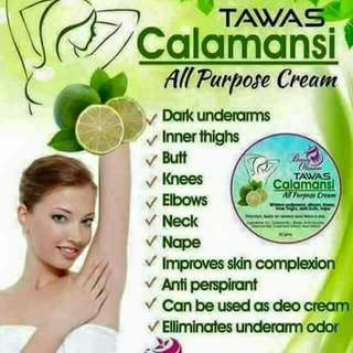 TAWAS + CALAMANSI ALL PURPOSE CREAM