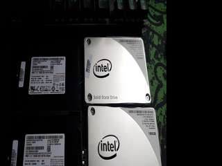 Intel and Samsung SSDs