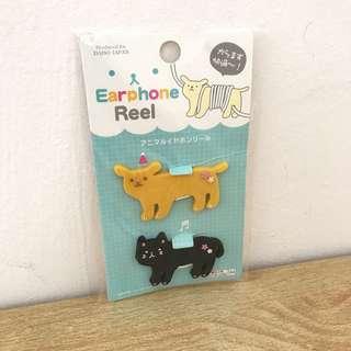 Animal Earphone Reel