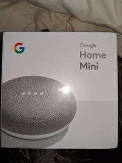 Google Mini - New
