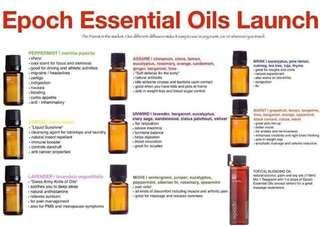 Essentials oil