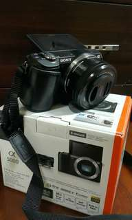 🚚 Sony a5000 (ILCE-5000L)