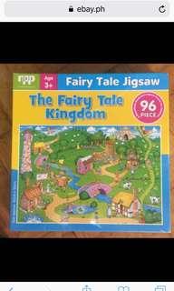 FAIRY TALE JIGSAW PUZZLE 96pcs