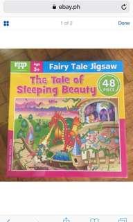 FAIRY TALE JIGSAW PUZZLE 48pcs