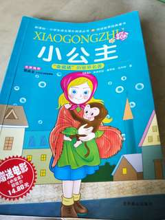 Chinese Book -- Little Princess