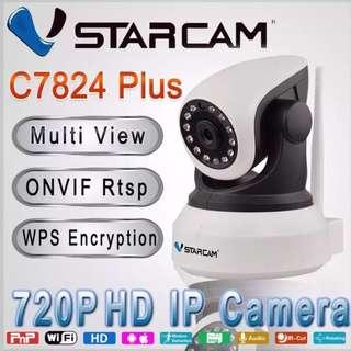 [PREORDER] Vstarcam 720P HD C7824WIP-Plus Wireless IP Camera