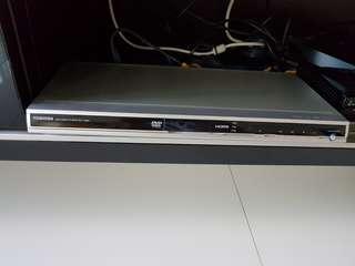 Toshiba DVD video player SD-770SR