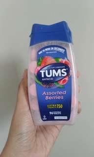 Tums Antacid Chewable Tablets