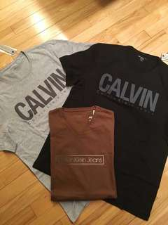 Calvin Klein shirts bought from Canada