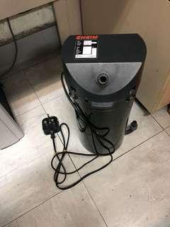 E 咸 筒型濾水器