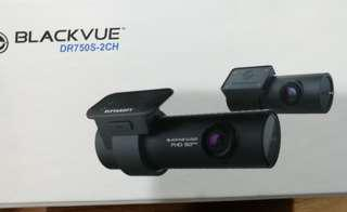 Blackvue DR750S 2CH Rear camera