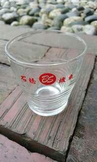 🚚 早期石橋機車水晶杯