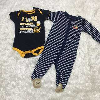 Carter's & TA Bundle 6-9M
