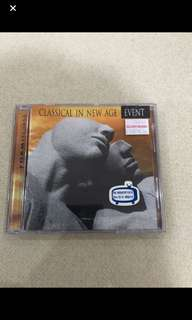 Cd box C3 - Classical In New Age