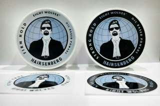 Eight Wolves Pomade