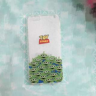 Disney 三眼仔 Alien  IPhone 6/6s 電話殼  (toy story/ 反斗奇兵)