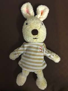 New Bunny soft toy for babies/toddlers