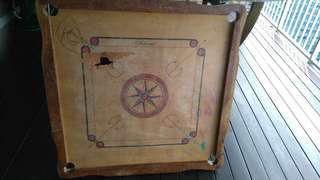 Solid Wood Frame, Board game