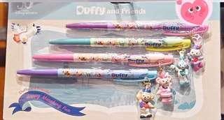 Duffy ShellieMay Stellayou 文具 畫家貓 日本 代購 筆 Disneyland DisneySea