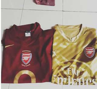Jersey arsenal retro