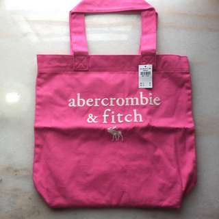 abercrombie & fitch  Tote bag 布袋