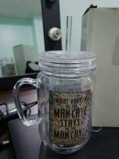Mason Jar Cup Man Cave (near JP Morgan BGC)