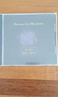 Judah Ben-Hur CD (Original cast recording)