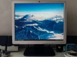HP Compaq LE1711 17-Inch LCD Monitor (Negotiable)
